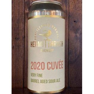 Hermit Thrush 2020 Cuvee Sour Ale, 5.9% ABV, 16oz Can