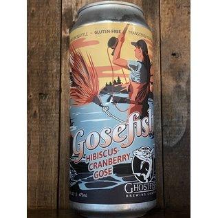 Ghostfish Gosefish Gluten Free Gose, 5% ABV, 16oz Can