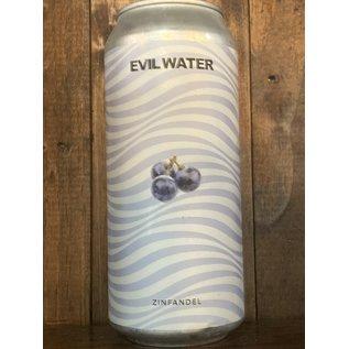 Evil Water Zinfandel Hard Seltzer, 5% ABV, 16oz Can