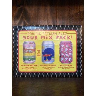 Prairie Sour Mix Pack, 12 Pack/12oz Cans