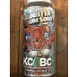KCBC Lobster Drum Solo DDH DIPA, 8% ABV, 16oz Can