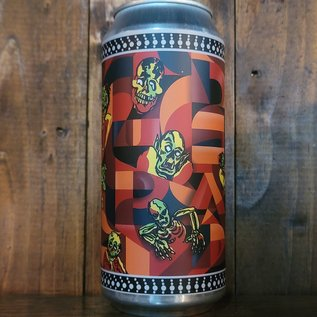 Short Throw Woke Up Dead Imperial Stout, 12.3% ABV, 16oz Can