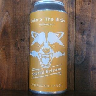 Catskill John o' The Birds Hefeweizen, 6% ABV, 16oz Can