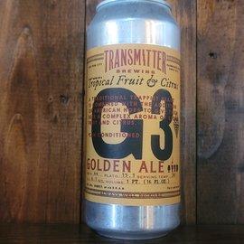 Transmitter G3 Golden Ale, 6.1% ABV, 16oz Can