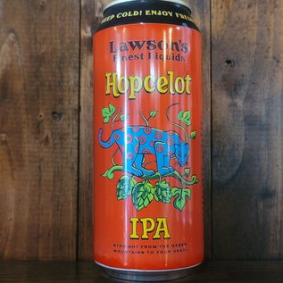 Lawson's Finest Hopcelot IPA, 7% ABV, 16oz Can