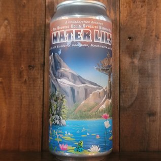 Tox/ Skygazer Water Lily Sour Ale, 6% ABV, 16oz Can