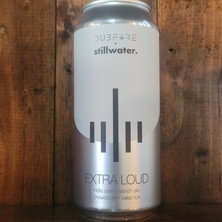 Stillwater Extra Loud Ale, 7% ABV, 16oz Can