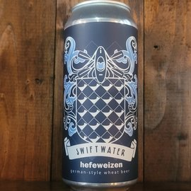 Swiftwater Hefeweizen, 4.7% ABV, 16oz Can