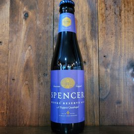 Spencer Monks' Reserve Ale Trappist Quadruple, 10.2% ABV, 12oz Bottle