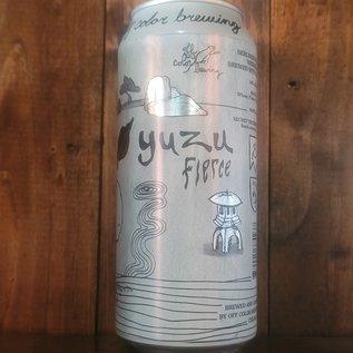 Off Color Yuzu Fierce Sour Ale, 3.8% ABV, 16oz Can