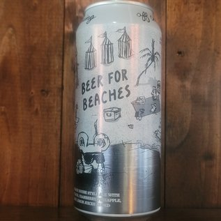 Off Color Beer For Beaches Ale, 6% ABV, 16oz Can