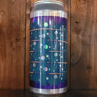 Crooked Stave/ Omnipollo Bianca Double Blueberry Almond Cake Wild Wild Brett Sour Ale, 6.5% ABV, 16oz Can