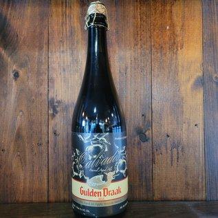 Van Steenberge Gulden Draak Calvados Barrel Aged Ale, 10.5% ABV, 25oz Bottle