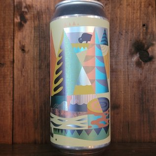 Mountains Walking Chopping Wood: Pre Prohibition Lager, 4.9% ABV, 16oz Can