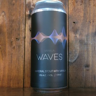 Barclay Vanilla Waves Imperial Stout, 13% ABV, 16oz Can