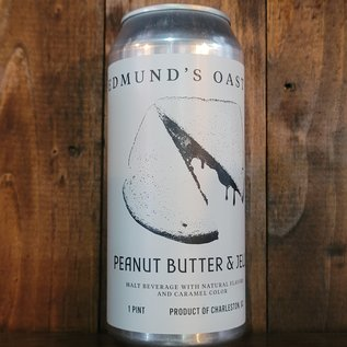 Edmund's Oast Peanut Butter & Jelly Fruit Beer, 5% ABV, 16oz Can