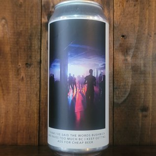 Evil Twin NYC I Think I've Said The Words Bushwick And Raves Too Much Bc I Keep Getting Ads For Cheap Beer DDH TIPA, 10% ABV, 16oz Can