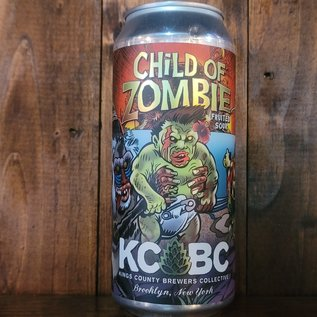 KCBC Child Of Zombie Sour Ale, 4.5% ABV, 16oz Can