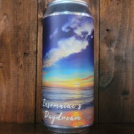 Timber Ales Insomniac's Daydream (Citra And Galaxy) IPA, 7% ABV, 16oz Can