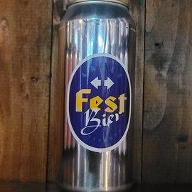 Interboro Fest Bier, 5.1% ABV, 16oz Can