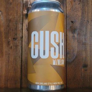 Cushwa Cush w/ Nelson NE IPA, 6.5% ABV, 16oz Can