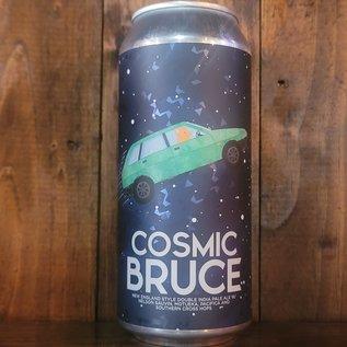 Aurora Cosmic Bruce NE DIPA, 8% ABV, 16oz Can