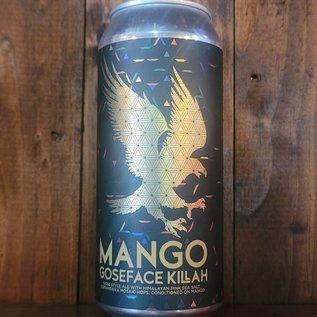 Aurora Mango Goseface Killah Sour Ale, 6.6% ABV, 16oz Can
