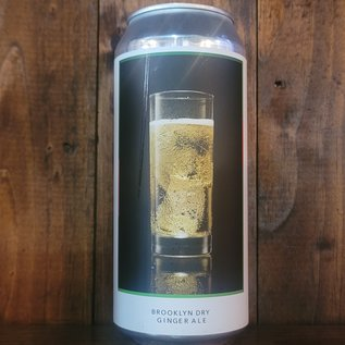 Evil Twin NYC Brooklyn Dry Ginger Ale Sour Ale, 5.5% ABV, 16oz Can