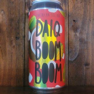 American Solera Daiq Boom Boom Imperial Gose, 8% ABV, 16oz Can