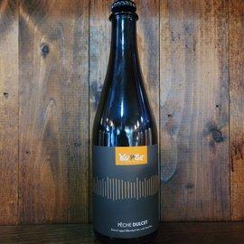 Wild East Peche Dulcet Blended Ale, 6.4% ABV, 500ml Bottle