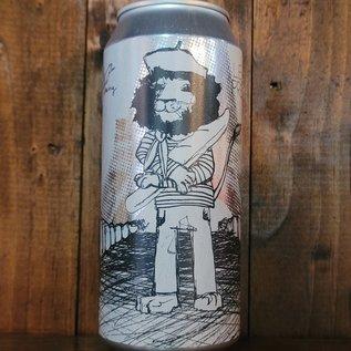 Off Color Le Predateur Farmhouse Ale, 6.5% ABV, 16oz Can