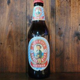 Allgäuer Büble Bier Festbier, 5.5% ABV, 12oz Bottle