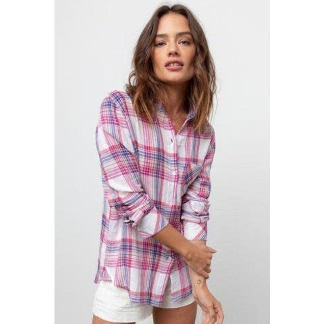 RAILS Charli Plaid Shirt, 209 766 1233 Touch of Class