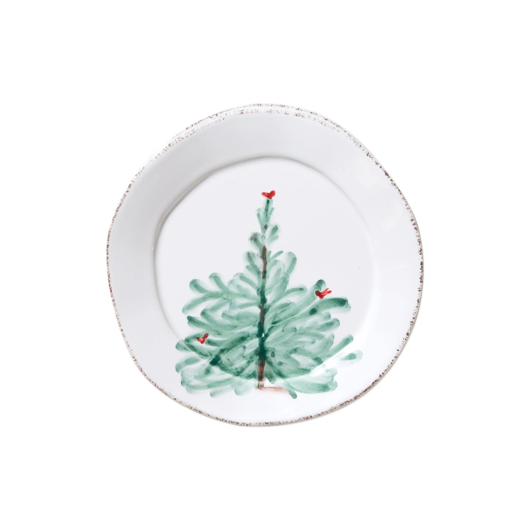 Vietri Lastra Holiday Canape Plate Lah 2670 Touch Of Class