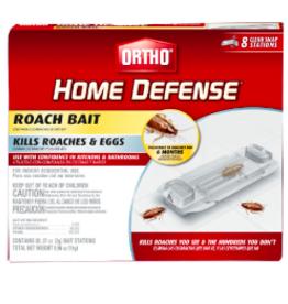 Ortho Home Defense Roach Bait