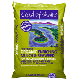 Fundy Blend Enriching Mulch with Kelp, 2 cf