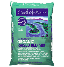 Castine Blend Organic Raised Bed Mix, 2 cf