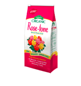 Rose-tone All-Natural Plant Food