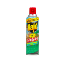 Raid Yard Guard Outdoor Fogger, 16 oz