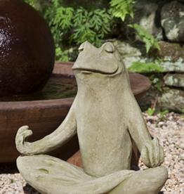 Totally Zen Frog