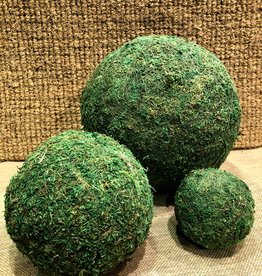 Variety of Moss Spheres