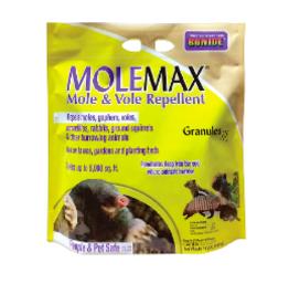 MoleMax Mole & Vole Repellent, 10 lb