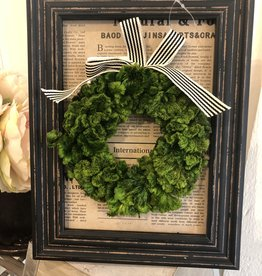 Tabletop Wreath Frame