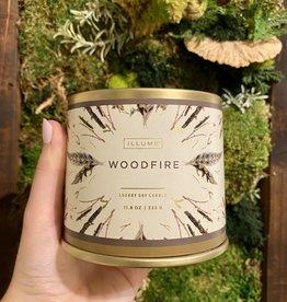 Woodfire Tin Candle, 11.8 oz