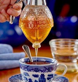 Glass Honey Dispenser