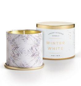 Winter White Mini Candle, 3 oz