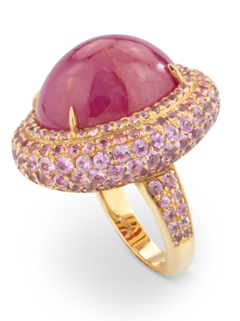 Ruby & Pink Sapphire Ring-1