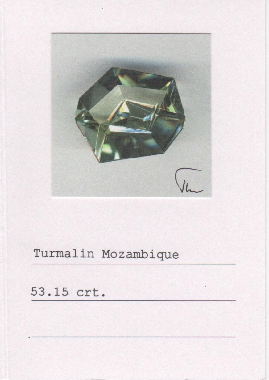 Mint Tourmaline Cuff Bracelet-2