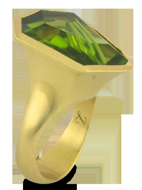 Peridot Ring-3