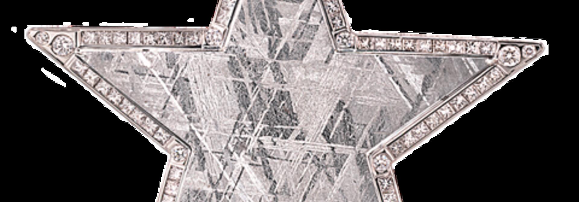 Meteorite Pin/Pendant